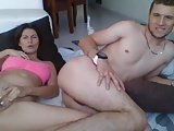 Beautiful Str8 Colombian Boy Gets Fuck By His Girlfriend