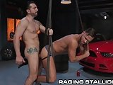 Ragingstallion Cocky Client Gets Cock