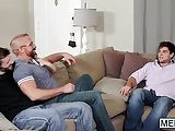 Aspen Fucks His Soon To Be Father In Law Dirk Caber