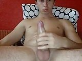 French Handsome Boy With Big Cock On Cam