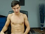 Romanian Gorgeous Athletic Boy Cums On Cam, Hot Bubble Ass