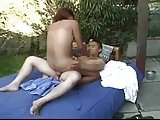 Asian Couple Fucking