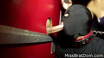 Bp138-gloryhole Fag Slave -forced Bisexual