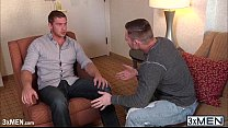 Lovely Dude Owen Michaels Comforts Connor  By S...